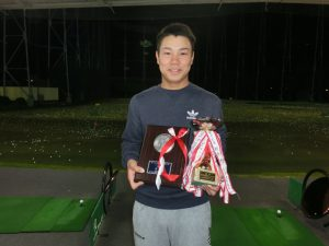 第19回愛知県高等学校ゴルフ新人戦